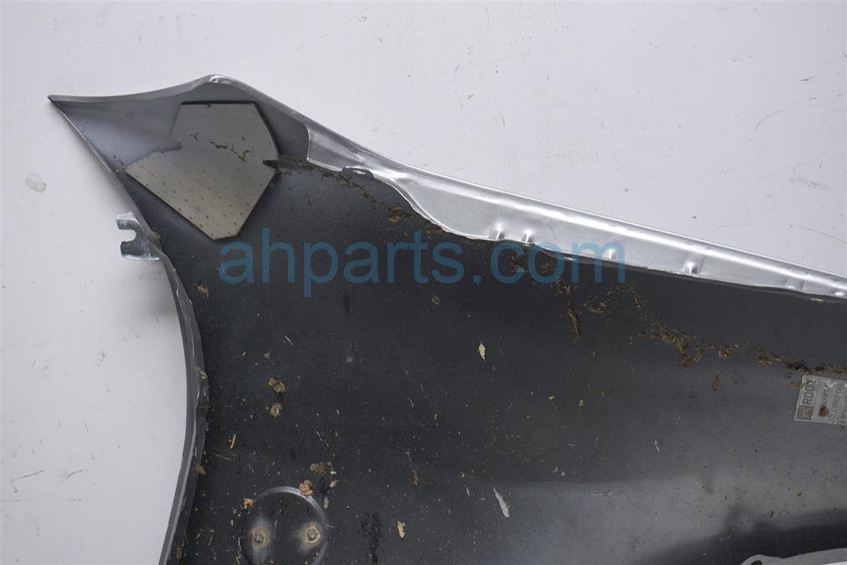 2008 Nissan 350z Front Driver Fender Gray FCA01 CD0MA Replacement