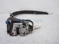 $125 Nissan RH DOOR LOCK ACTUATOR (CONVERTIBLE)