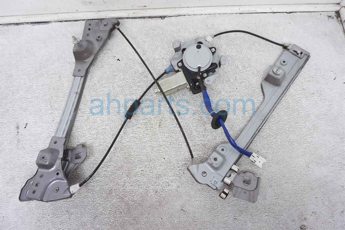 2008 Nissan 350z Front 2dr Passenger Window Regulator & Motor 80720 CD01A Replacement