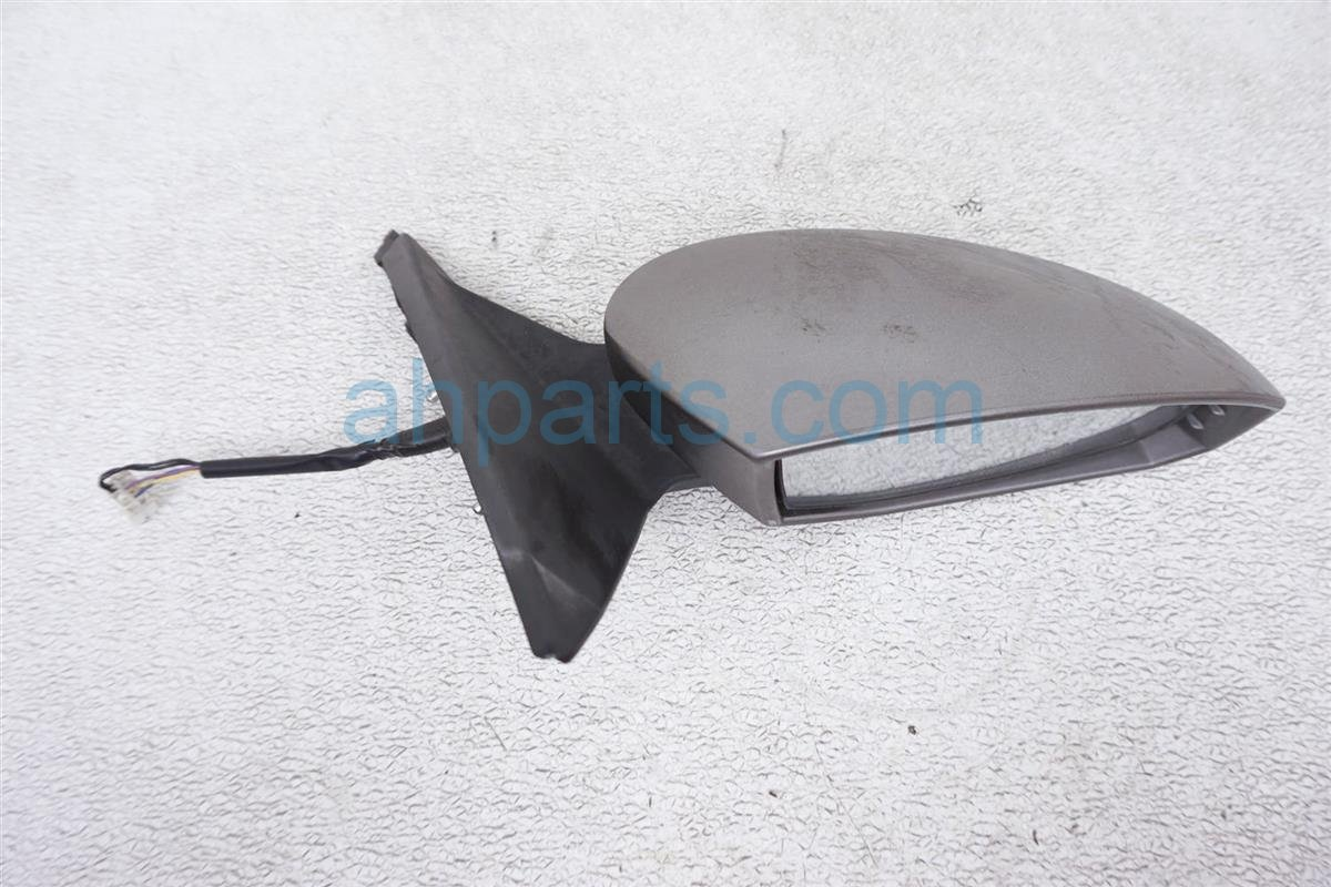 2008 Nissan 350z Passenger Side Rear View Mirror Gray K6301 CF000 Replacement
