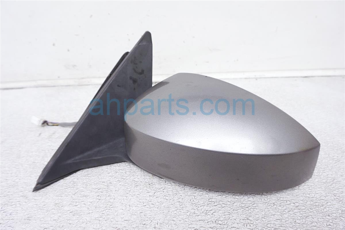 2008 Nissan 350z Driver Side Rear View Mirror Gray K6302 CD060 Replacement