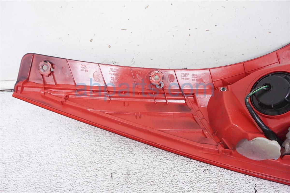 2008 Nissan 350z Rear Passenger Tail Lamp   Light On Body 26550 CF41A Replacement