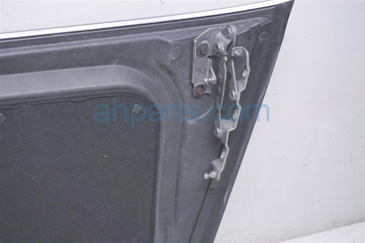 2008 Nissan 350z Deck Lid / Rear Trunk Gray HDC00 CE420 Replacement