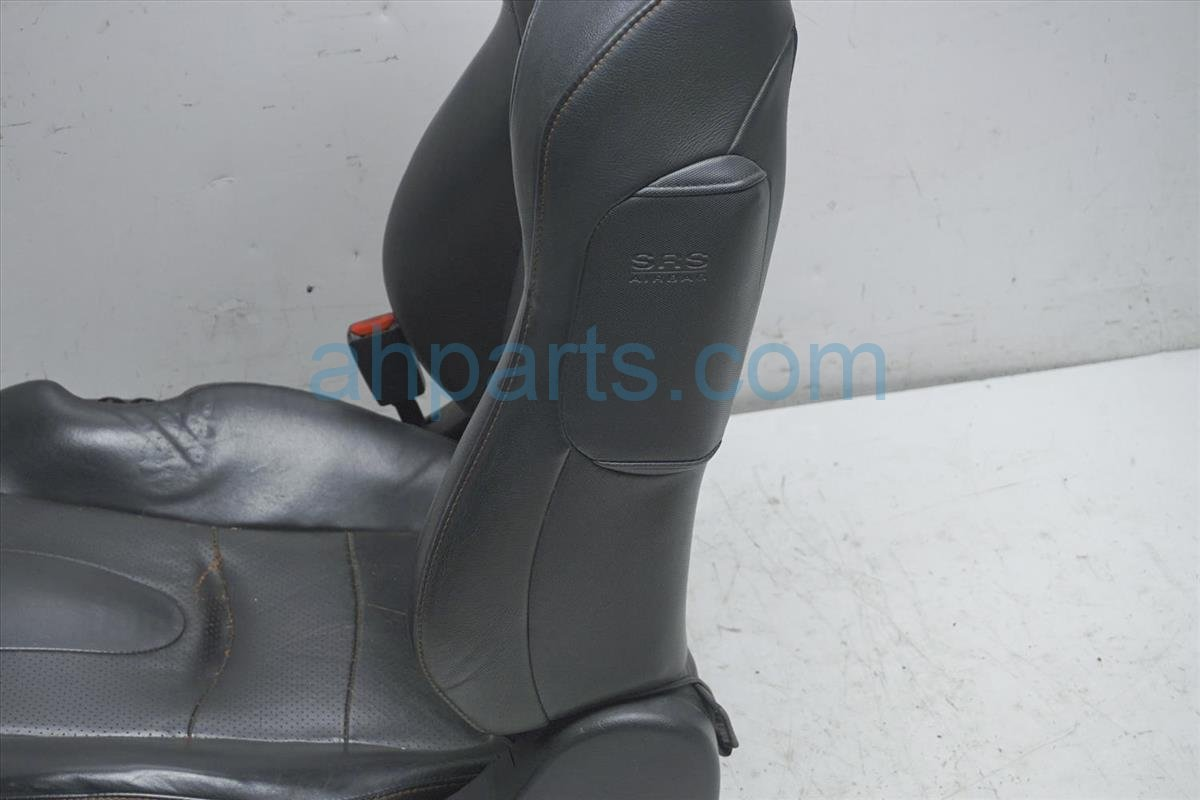 2008 Nissan 350z Front Driver Seat Black 87350 CD075 Replacement