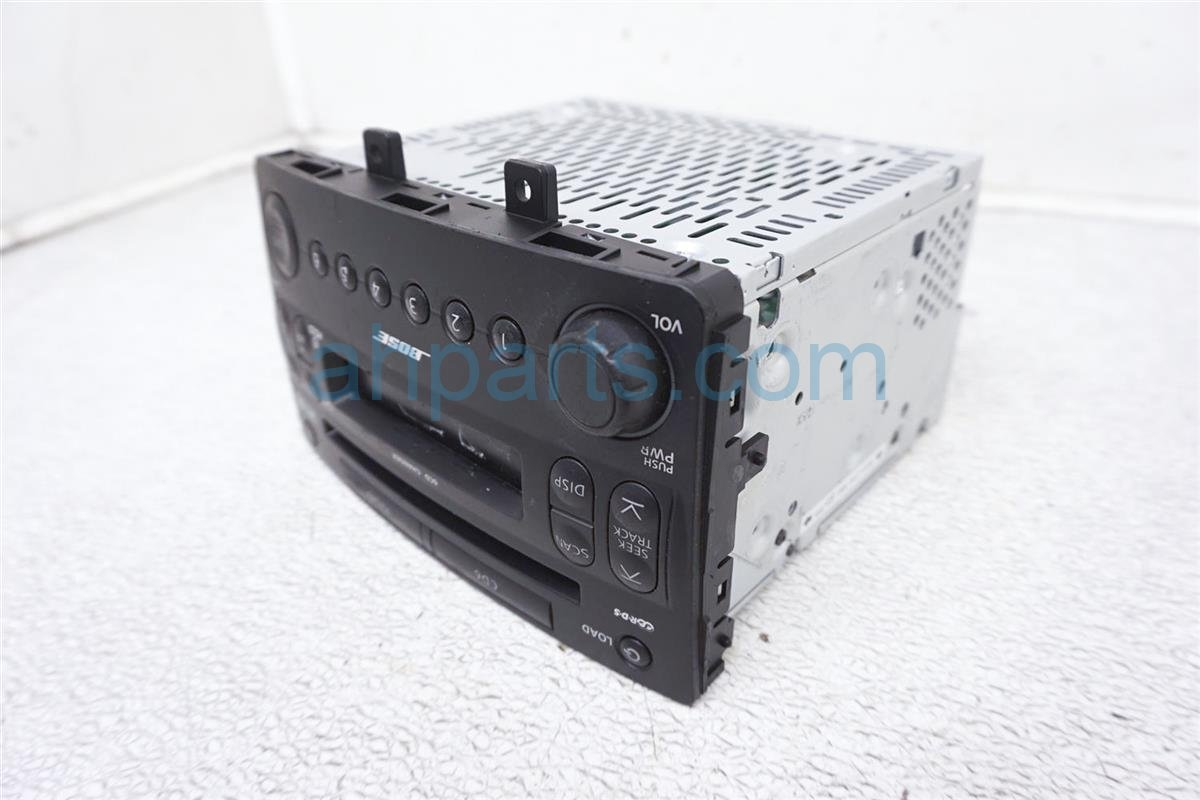 2008 Nissan 350z Am/fm/cd Radio Player 28185 CF50B Replacement