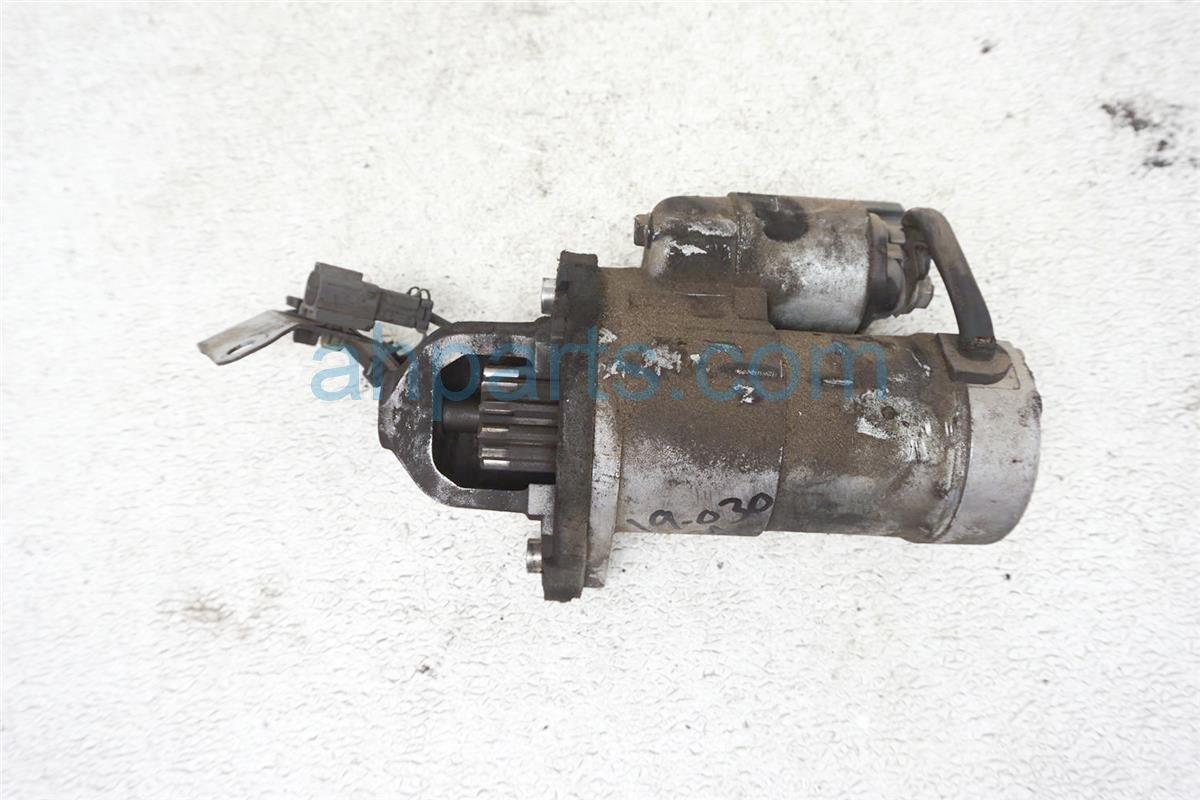 2008 Nissan 350z Starter Motor   23300 EV10B Replacement