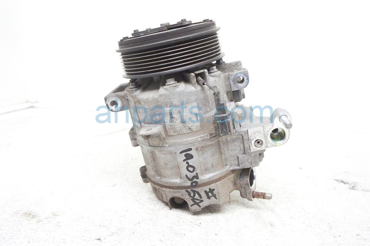 2008 Nissan 350z + Clutch Ac Pump / Air Compressor 92600 EV00A Replacement