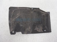 $25 Toyota LH UNDER ENGINE COVER SIDE SHIELD