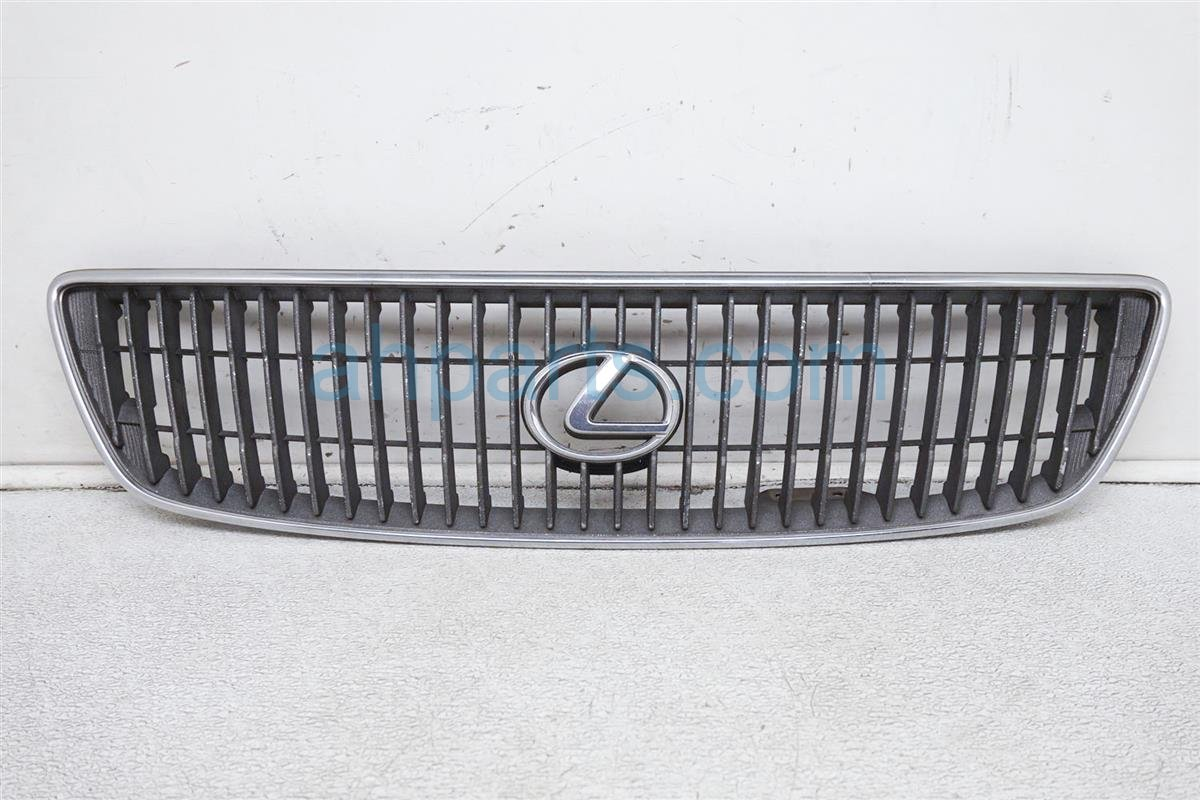 1999 Lexus Gs 400 Grille   Black W/ Chrome Trim 53111 30760 Replacement