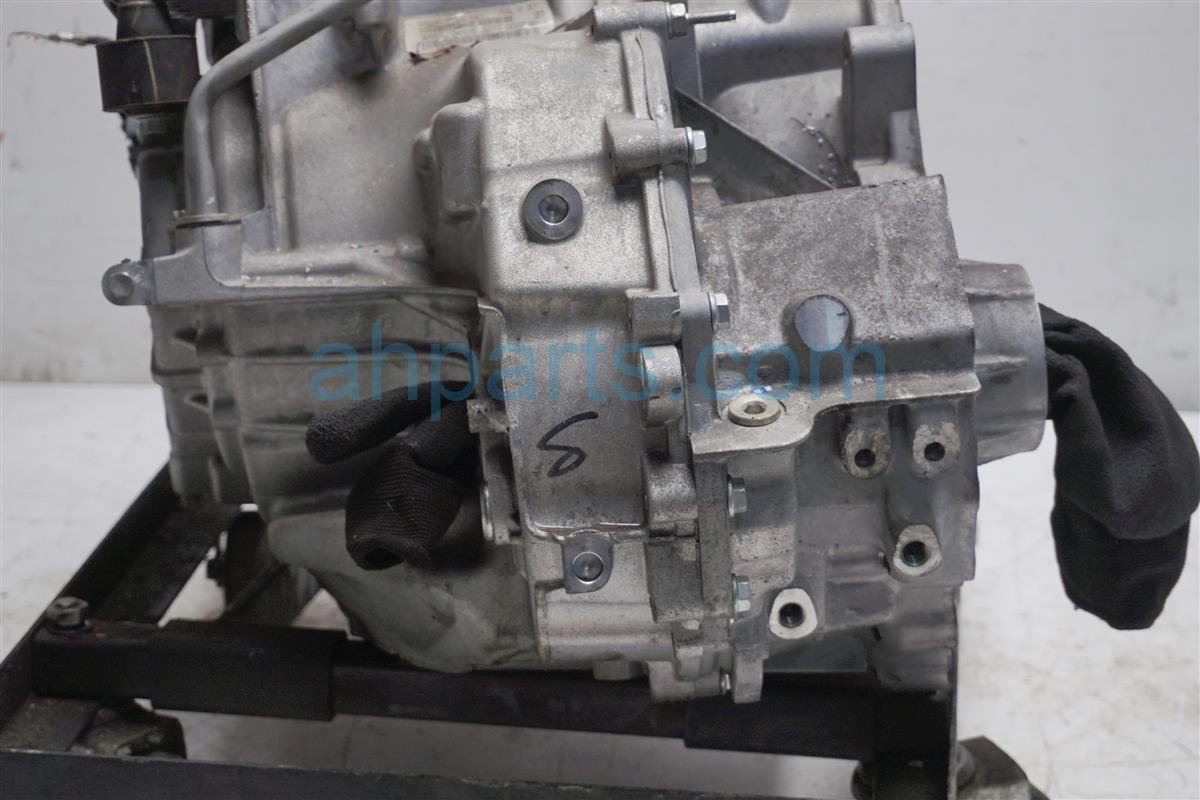 2016 Ford Fusion At Transmission Replacement