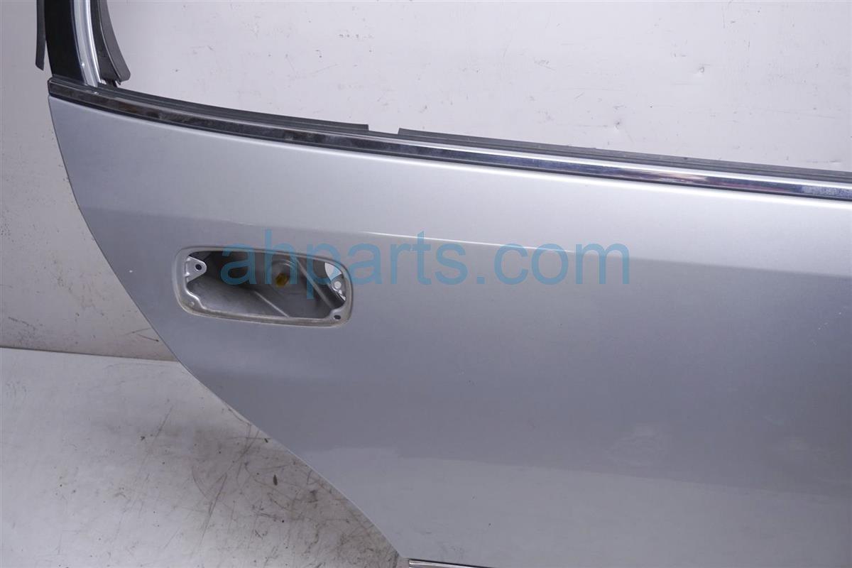 1999 Lexus Gs 400 Rear Passenger Door   Shell Silver Replacement