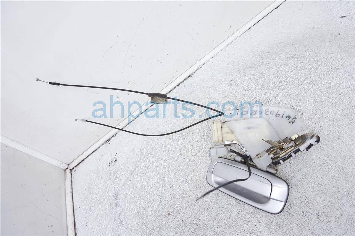 1999 Lexus Gs 400 Rear Driver Door Latch Actuator Lock 69060 30450 Replacement