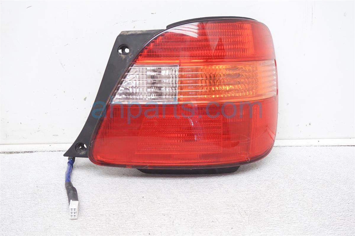 1999 Lexus Gs 400 Rear Passenger Tail Lamp   Light On Body 81550 30780 Replacement