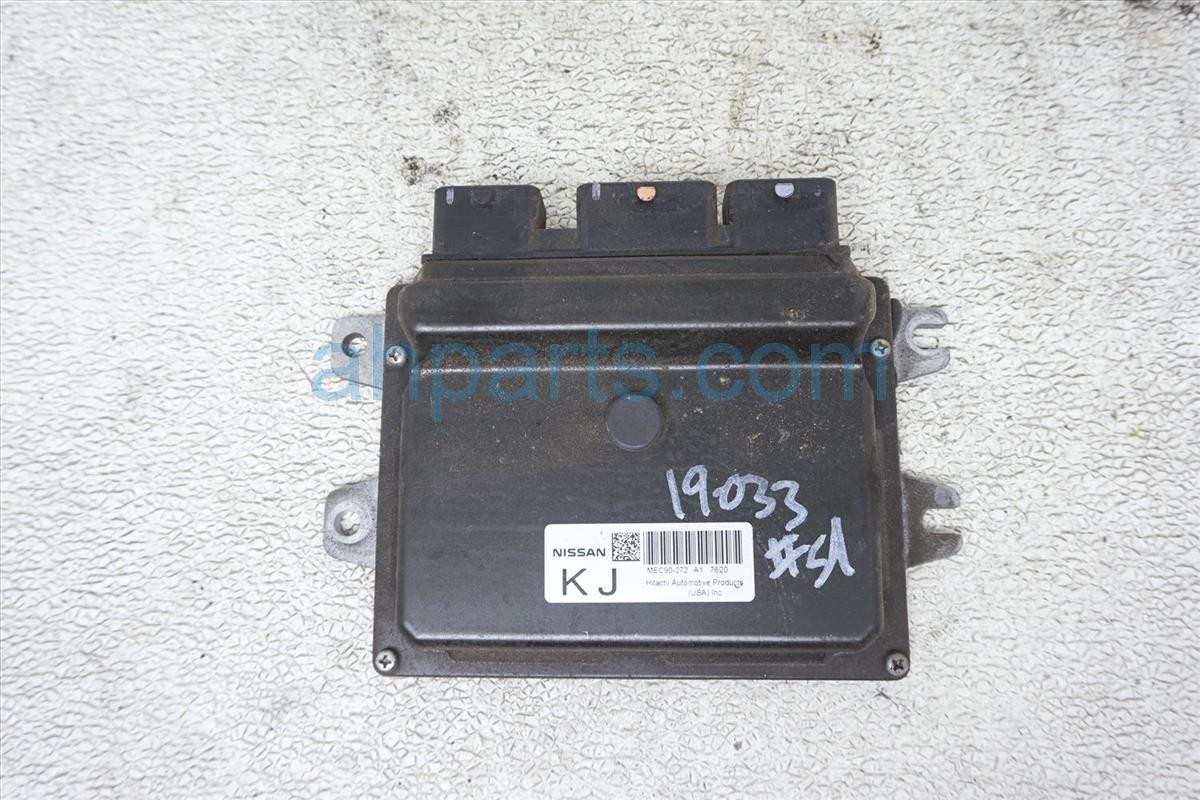 2007 Nissan Sentra Ecu Control Module / Engine Computer   At 23710 ET007 Replacement