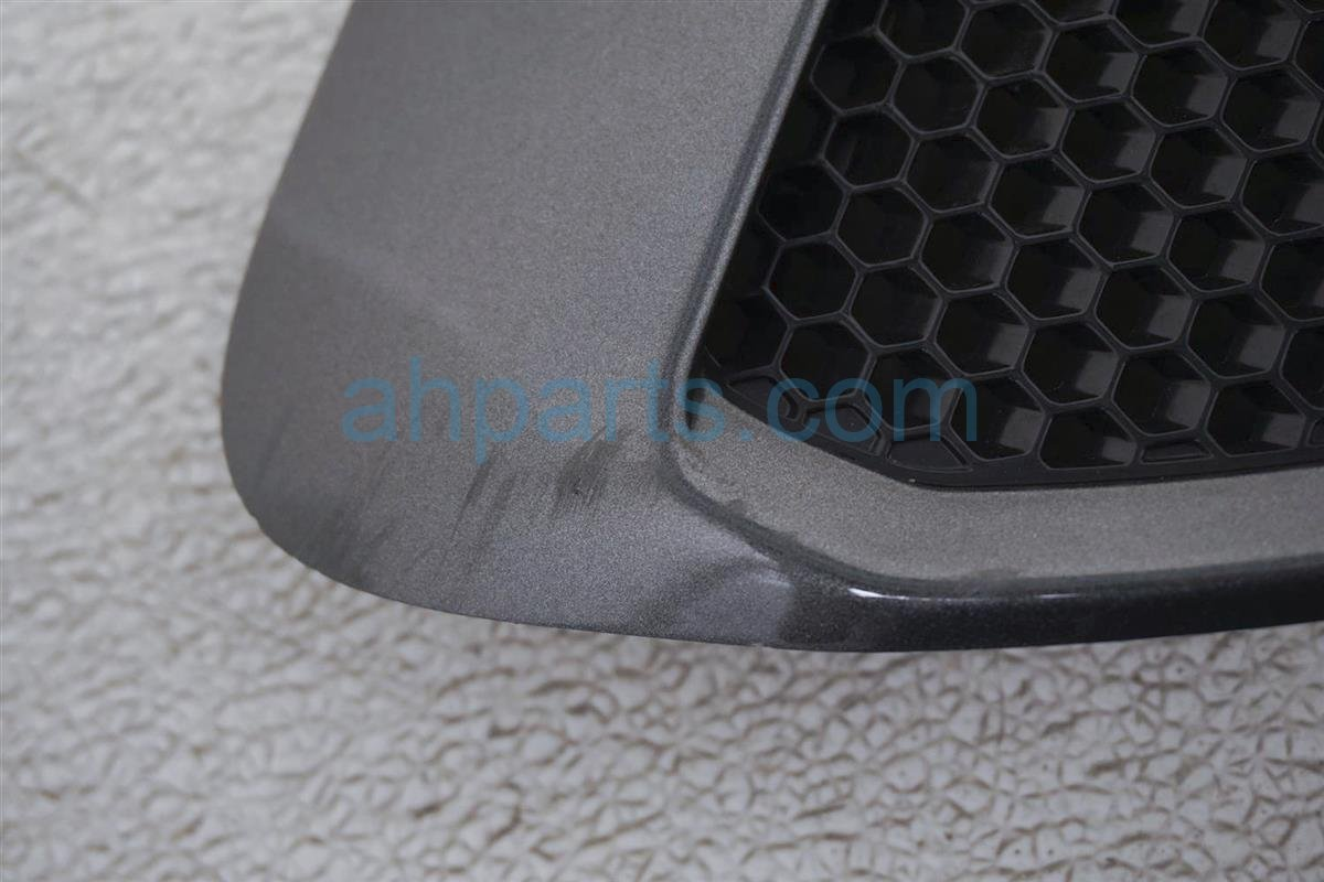 2018 Ford Mustang Passenger Hood Vent   Gray Replacement