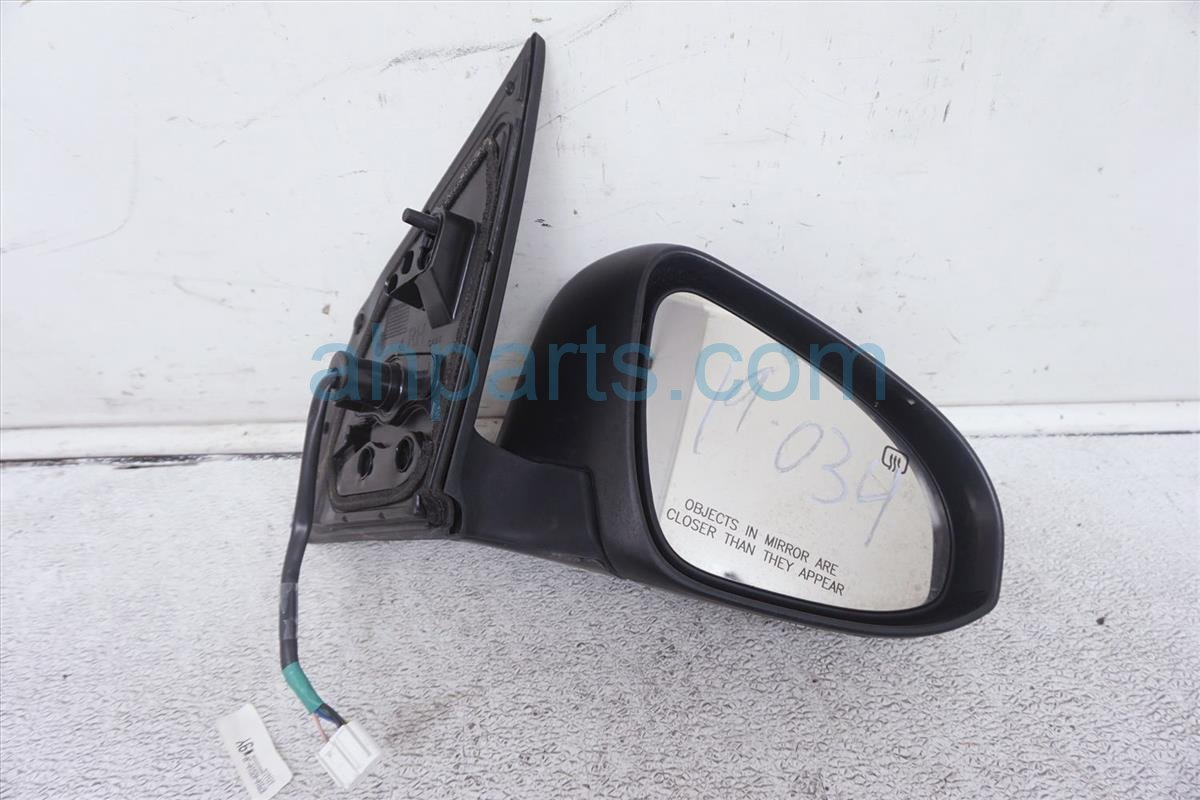 2014 Toyota Corolla Passenger Side Rear View Mirror Blue 87910 02G11 J0 Replacement
