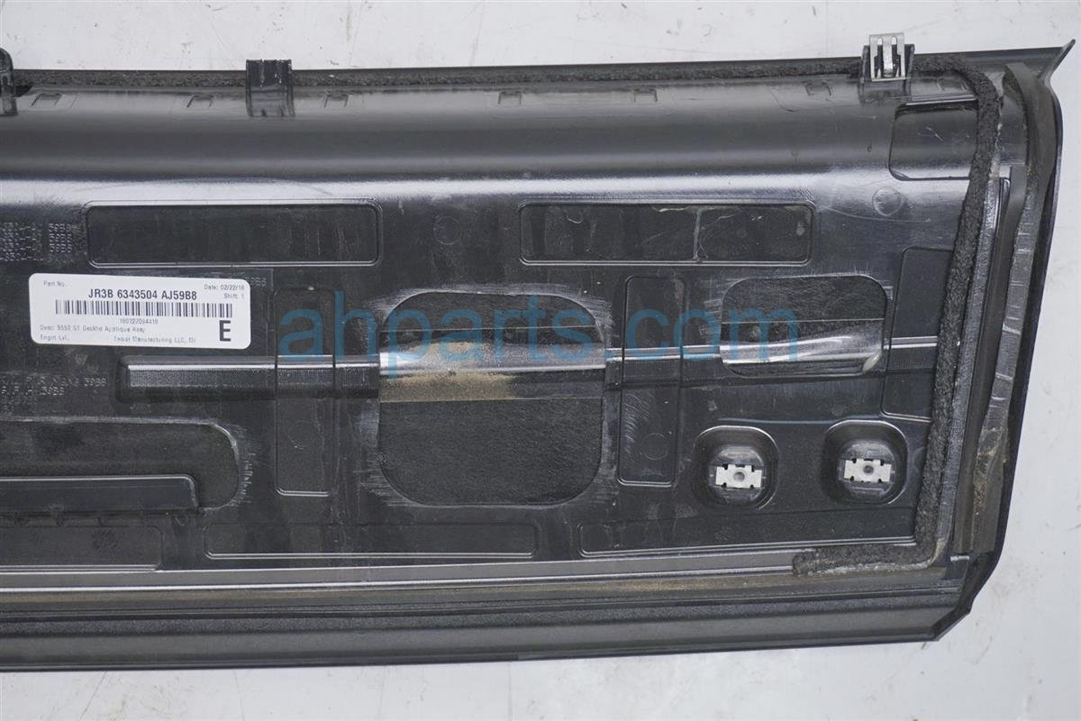 2018 Ford Mustang Trunk Finish Panel JR3Z 6342528 AF Replacement