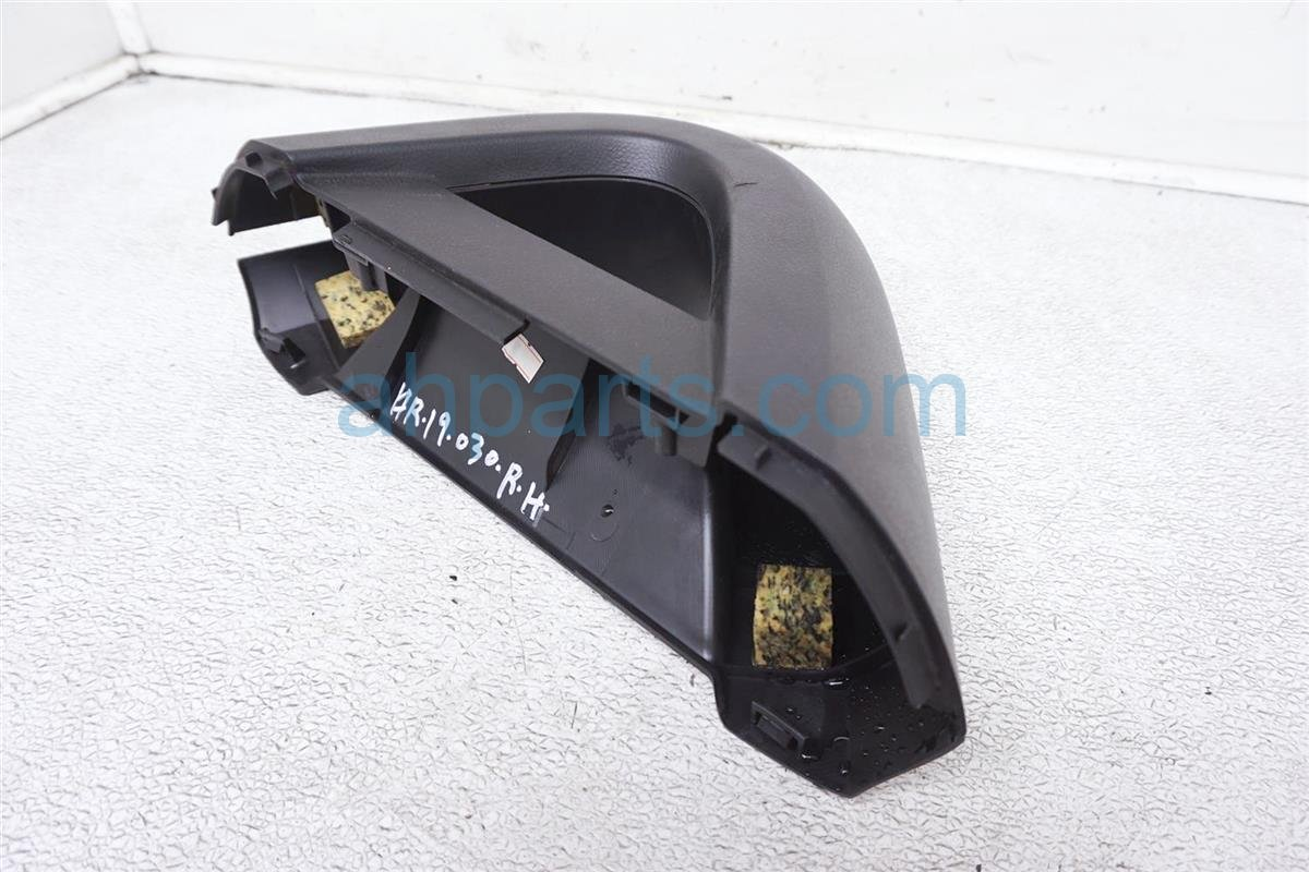 2008 Nissan 350z Headrest Passenger Head Rest Protector   Blk 93130 CE400 Replacement
