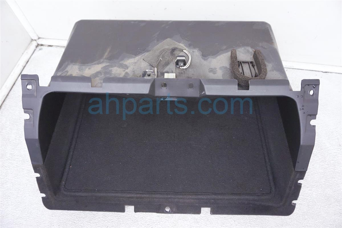 2008 Nissan 350z Glove Compartment Luggage Floor Center Box   Blk 84975 EV00A Replacement