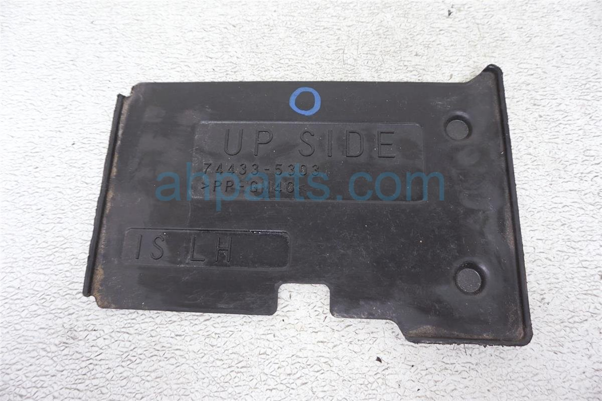 2011 Lexus Is 250 Battery Case Bottom Tray 74433 53031 Replacement