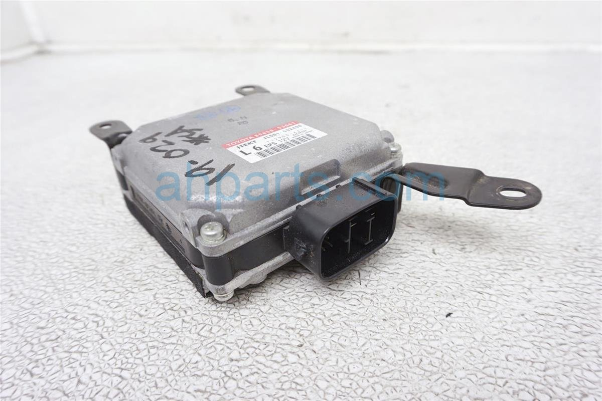 2011 Lexus Is 250 Power Steering Control Unit 89650 53061 Replacement