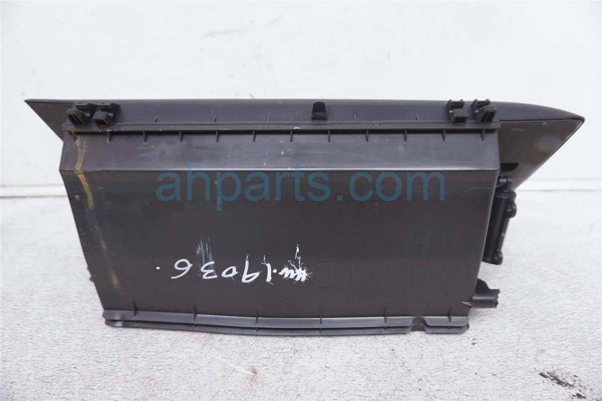 2016 Toyota Prius Glove Compartment Box Black 55550 52321 C0 Replacement