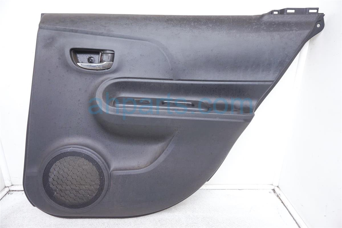2016 Toyota Prius Trim / Liner Rear Passenger Door Panel Black 67630 52W60 C0 Replacement