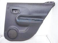 $125 Toyota RR/RH DOOR PANEL BLACK