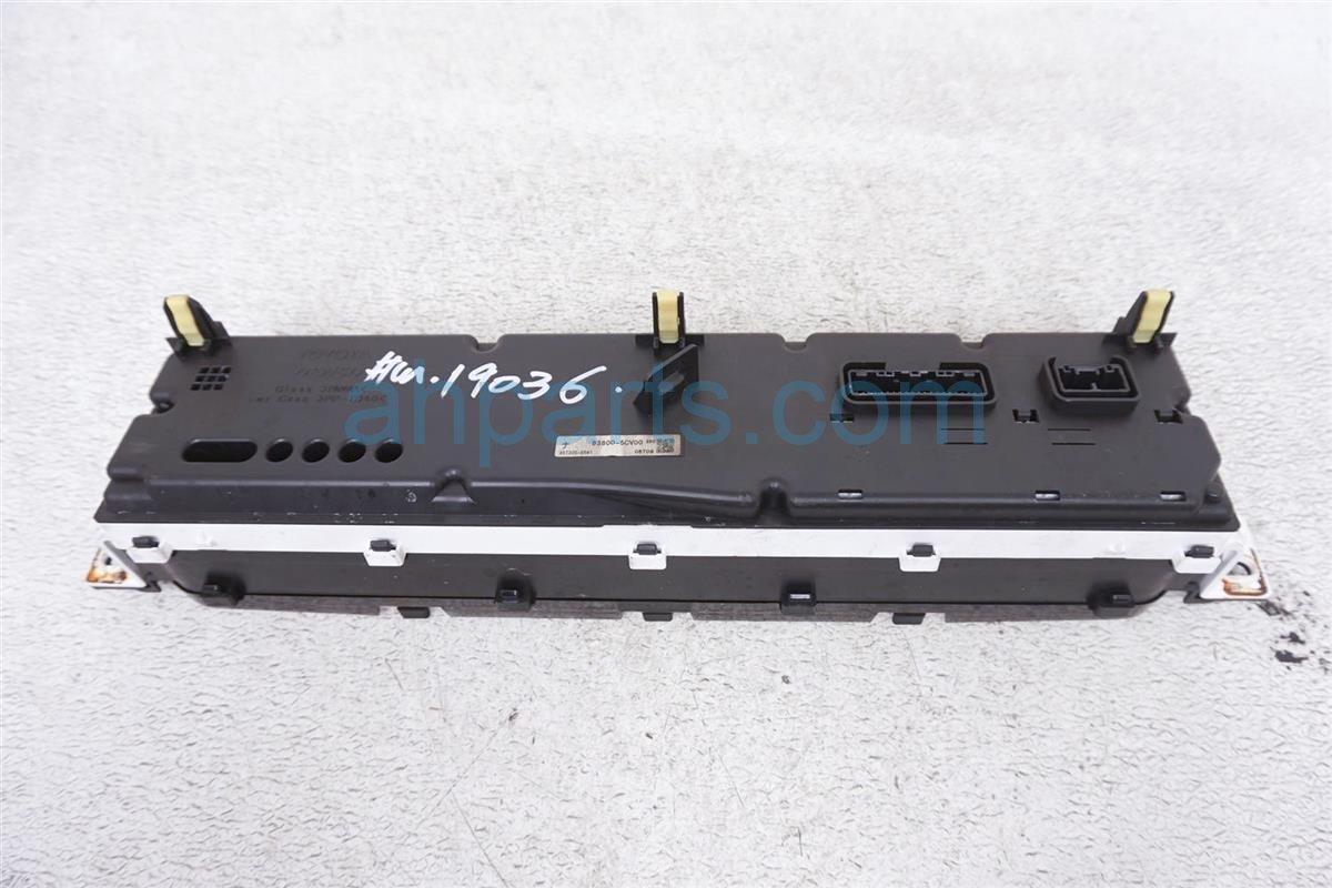 2016 Toyota Prius Gauge Speedometer Instrument Cluster 83800 5CV00 Replacement