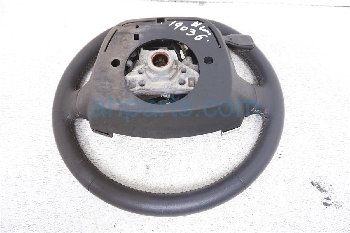 2016 Toyota Prius Steering Wheel Black   Softtex 45100 47150 C1 Replacement