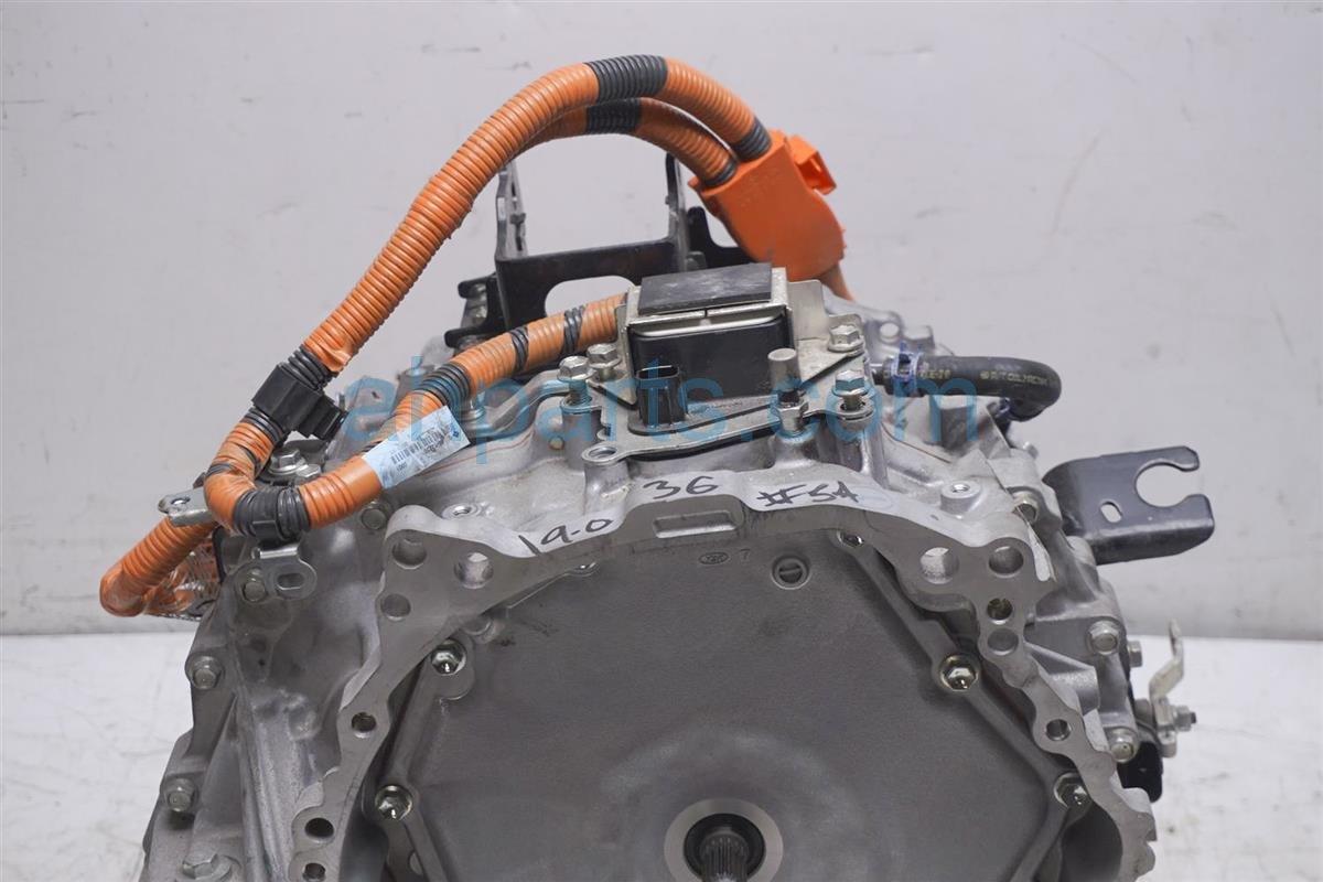 2016 Toyota Prius At Transmission   Miles= 15,397 30900 52010 Replacement