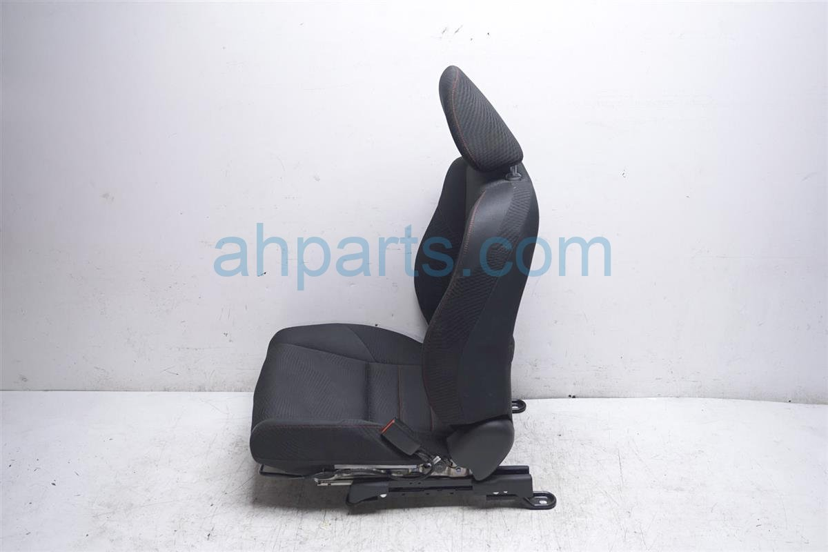 2012 Honda Civic Front Passenger Seat Black 81126 TS8 A81 Replacement