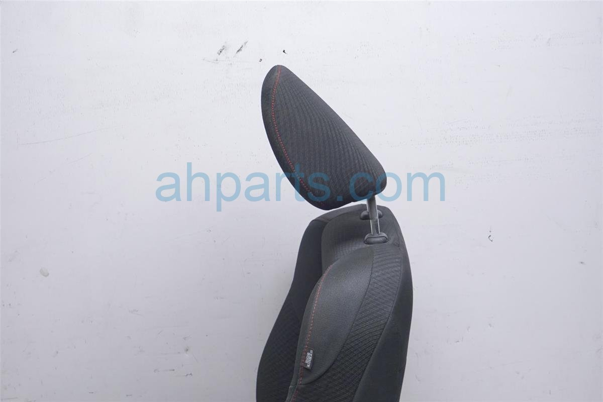 2012 Honda Civic Front Driver Seat Black 81526 TS8 A91 Replacement