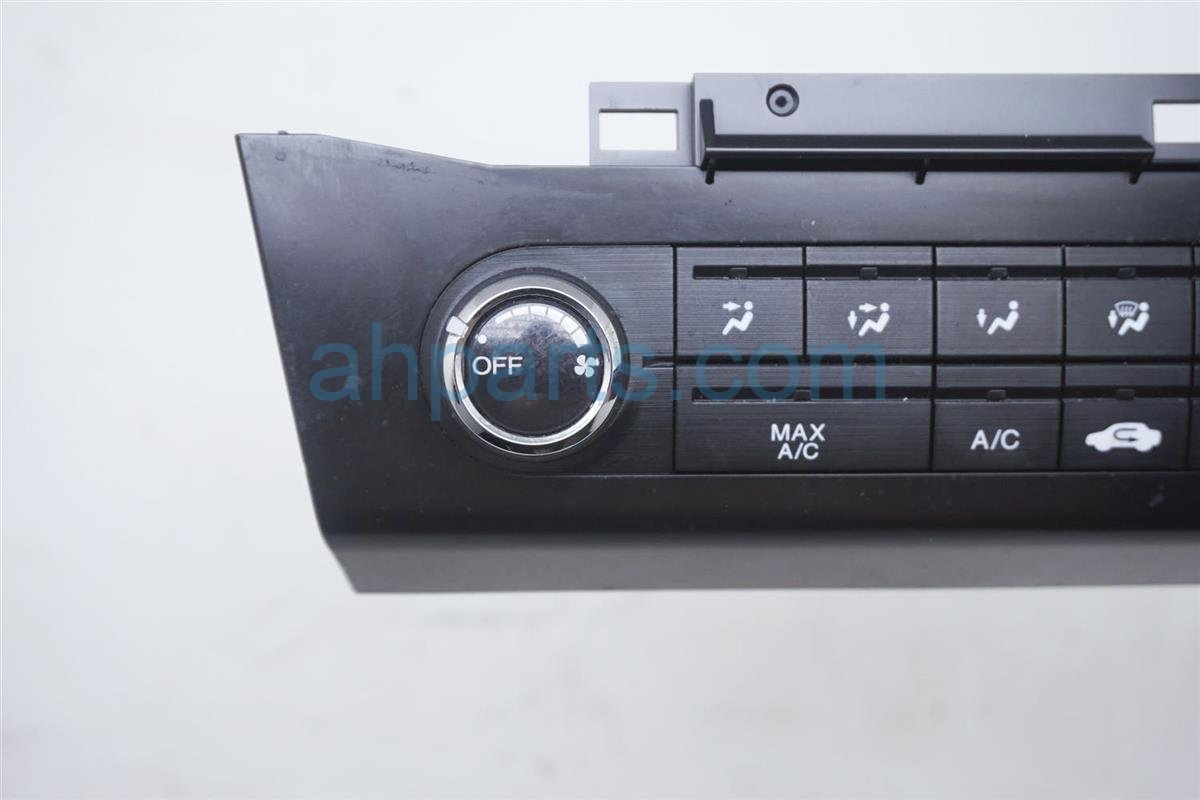 2012 Honda Civic Temperature Climate Heater/ac Control(on Dash) 79500 TR0 A11ZH Replacement