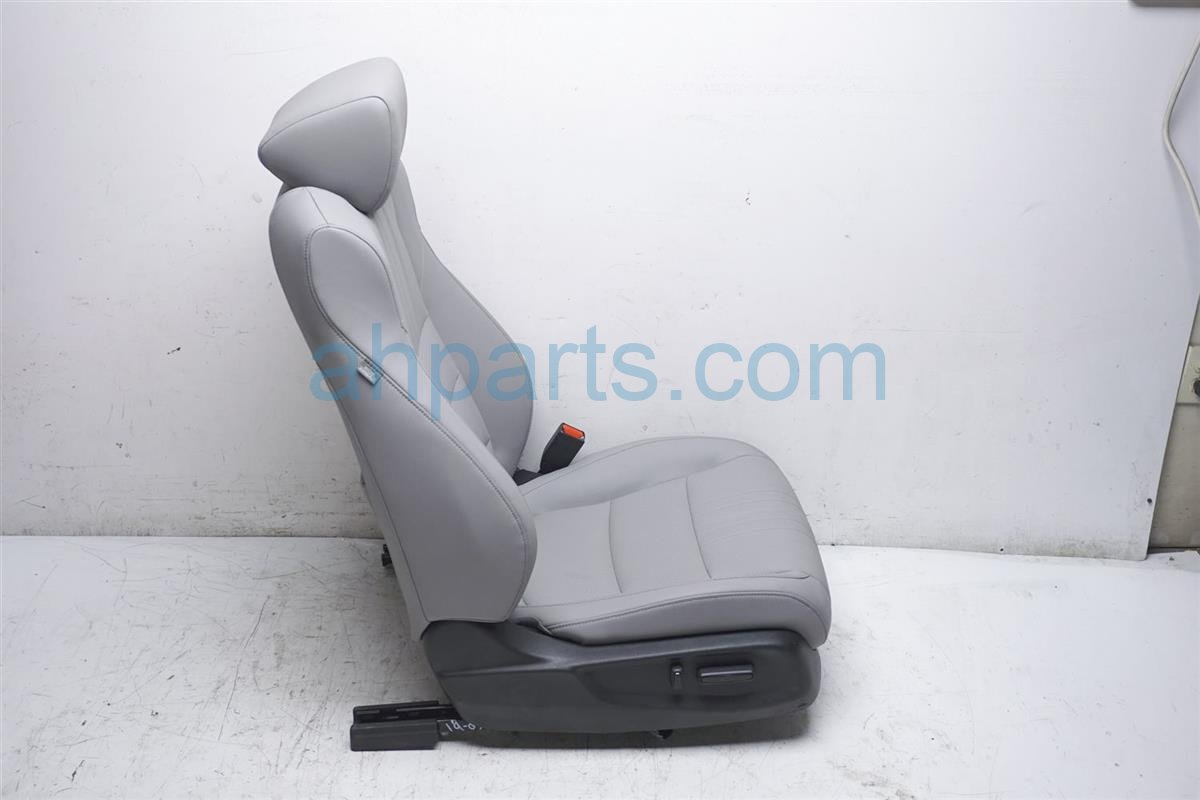 2018 Honda Accord Front Passenger Seat Gray Leather Power 81121 TVC L01ZA Replacement