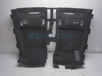$135 Honda FRONT FLOOR CARPET BLACK