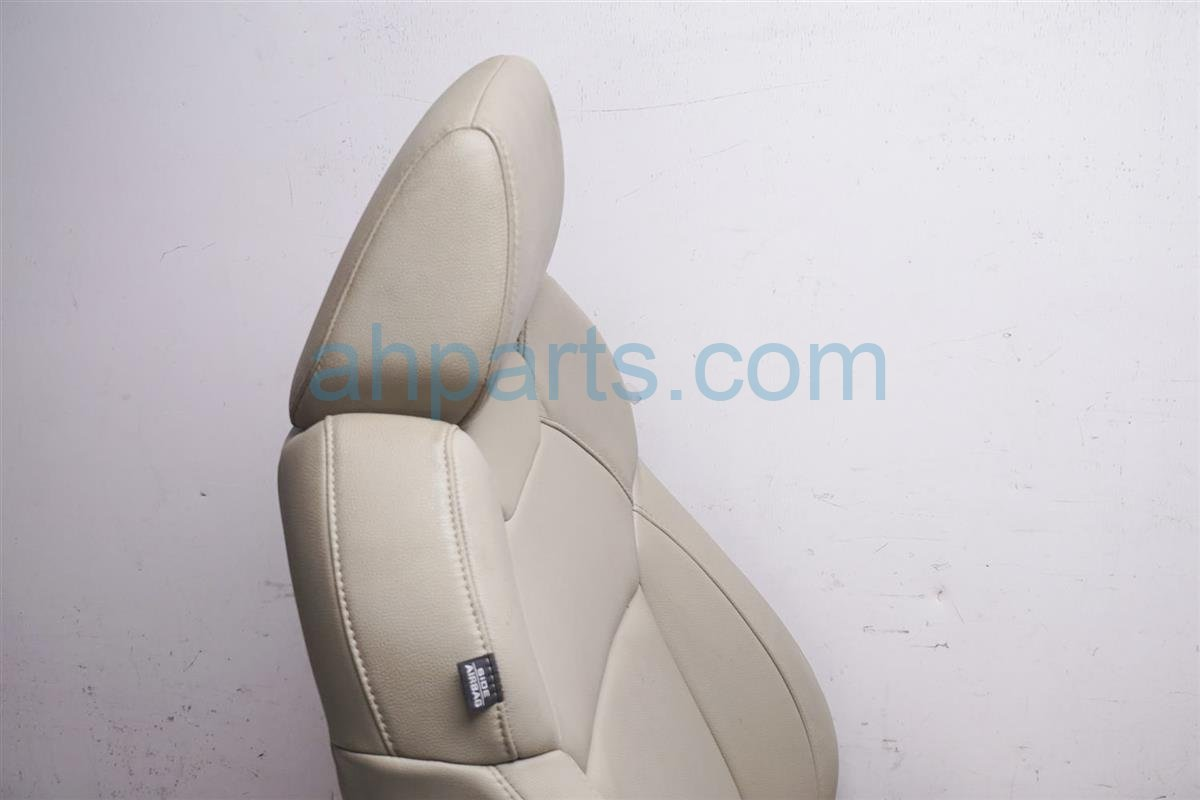 2014 Acura MDX Front Passenger Seat Tan 81121 TZ5 A22ZA Replacement