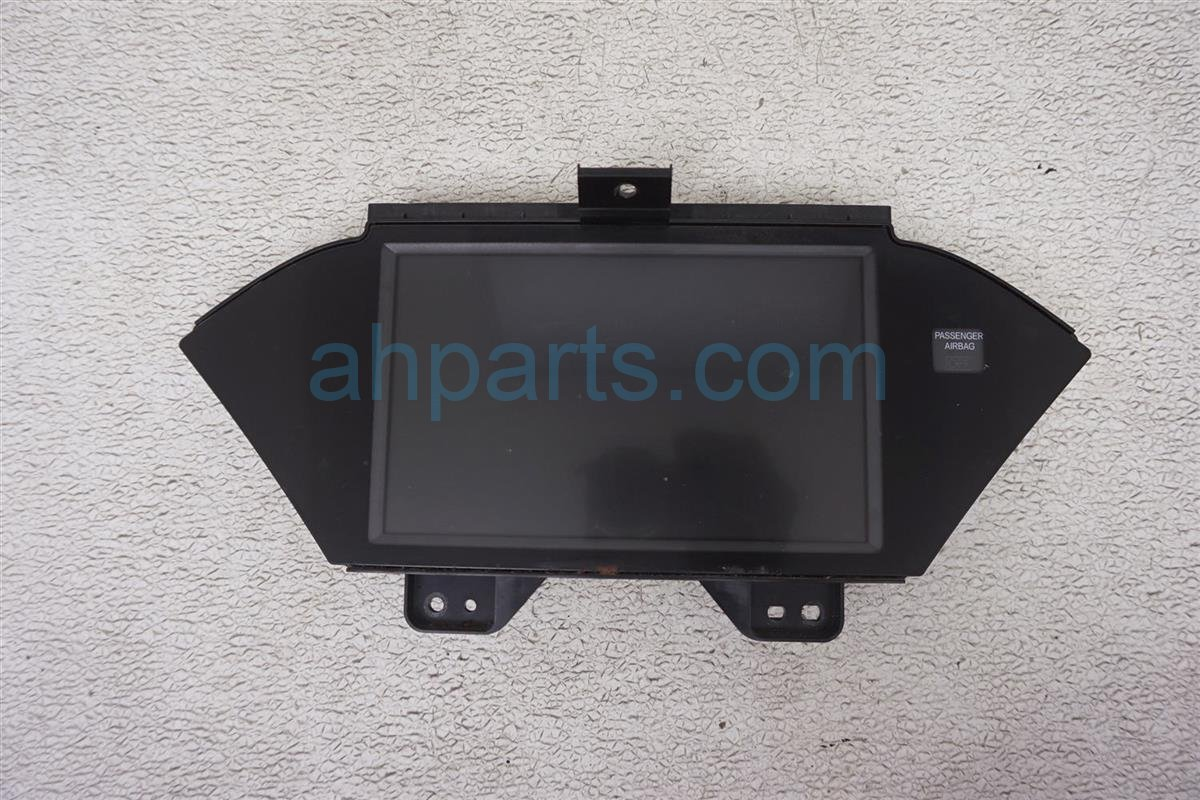 2014 Acura MDX Upper Display Screen 39810 TZ5 306 Replacement