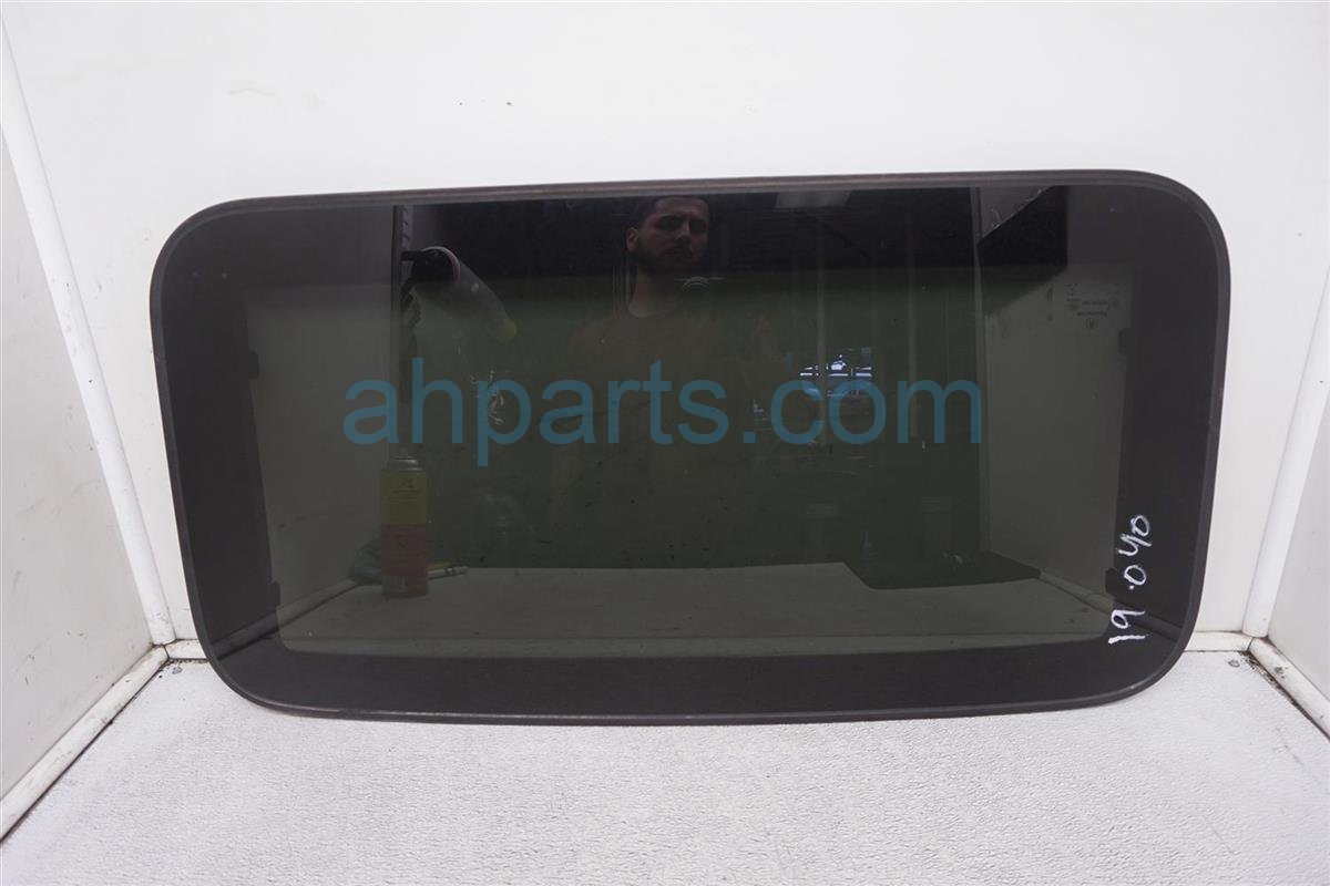 2014 Acura MDX Sunroof / Sun Roof Glass Window   70200 TZ5 A01 Replacement