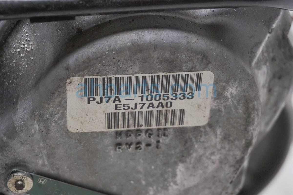 2014 Acura MDX At Transmission Miles=98k Replacement