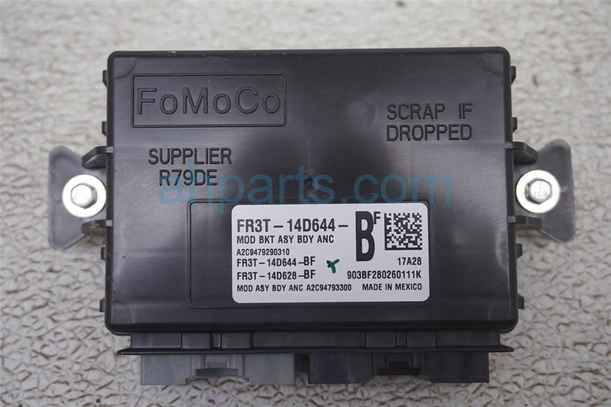 2018 Ford Mustang Lighting Control Unit FR3T 14D644 B Replacement