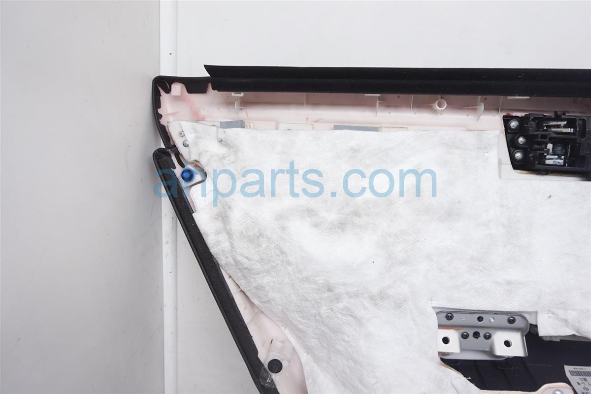 2007 Infiniti M45 Trim Liner Rear Passenger Door Panel Gray/black 82900 EH213 Replacement