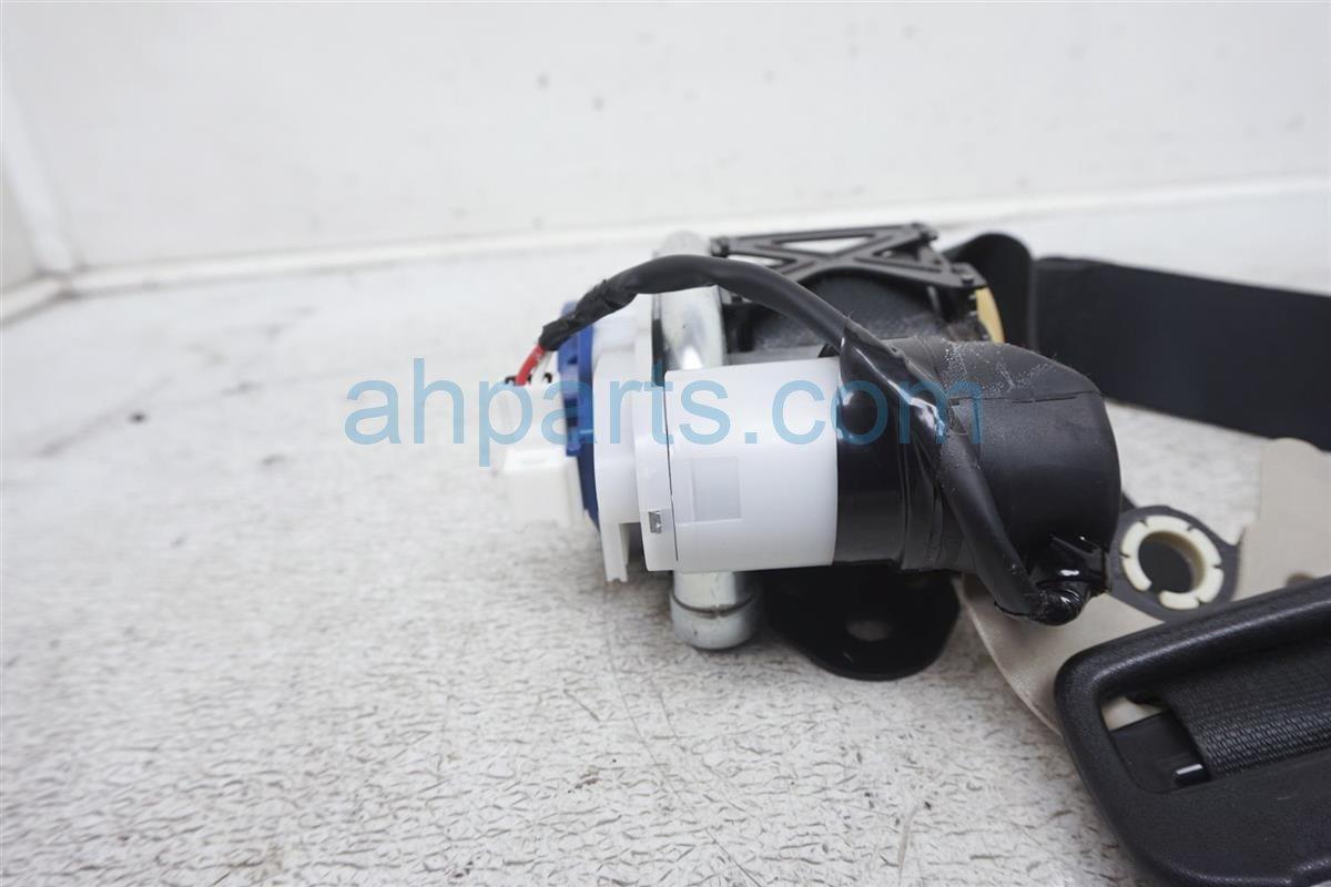 2007 Infiniti M45 Front Driver Seat Belt Dark Gray 86885 EH35B Replacement