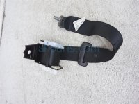 $30 Infiniti REAR LH SEAT BELT DARK GRAY