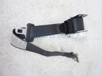 $30 Infiniti REAR MID SEAT BELT DARK GRAY