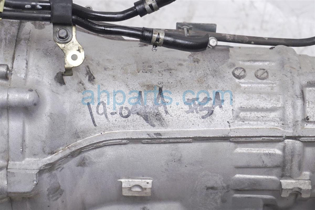 2007 Infiniti M45 At Transmission   Miles=~120k 310C0 EH00E Replacement
