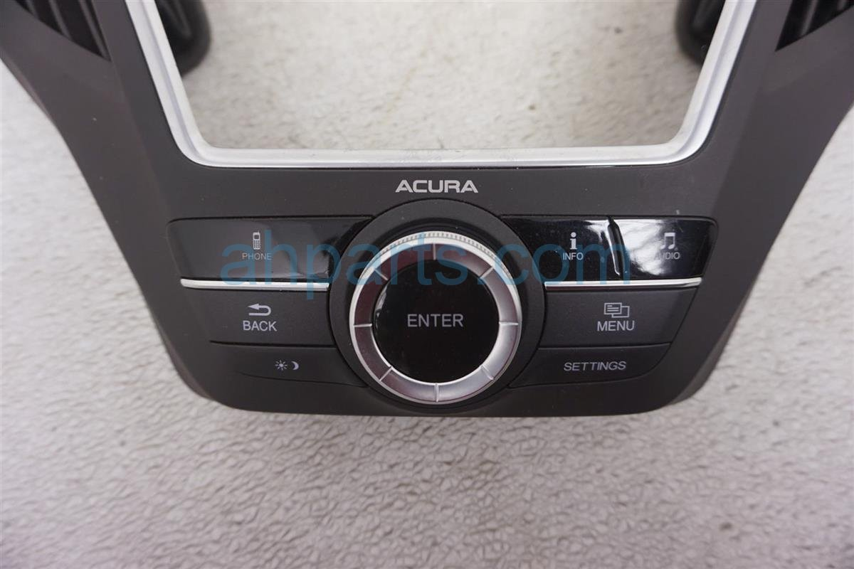 2014 Acura MDX Multi Jog Switch + Trim Panel Assy 39050 TZ5 A01 Replacement