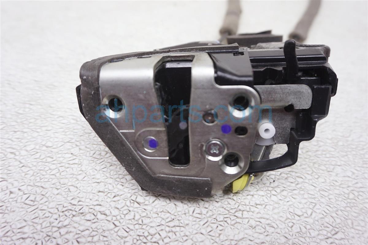 2014 Acura MDX Rear Driver Door Lock Actuator 72650 TR3 A11 Replacement