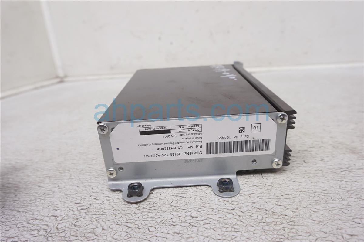 2014 Acura MDX Radio Amplifier 39186 TZ5 A020 Replacement
