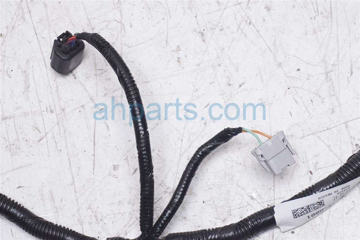 2014 Acura MDX Rear Driver Door Wire Harness 32754 TZ5 A00 Replacement